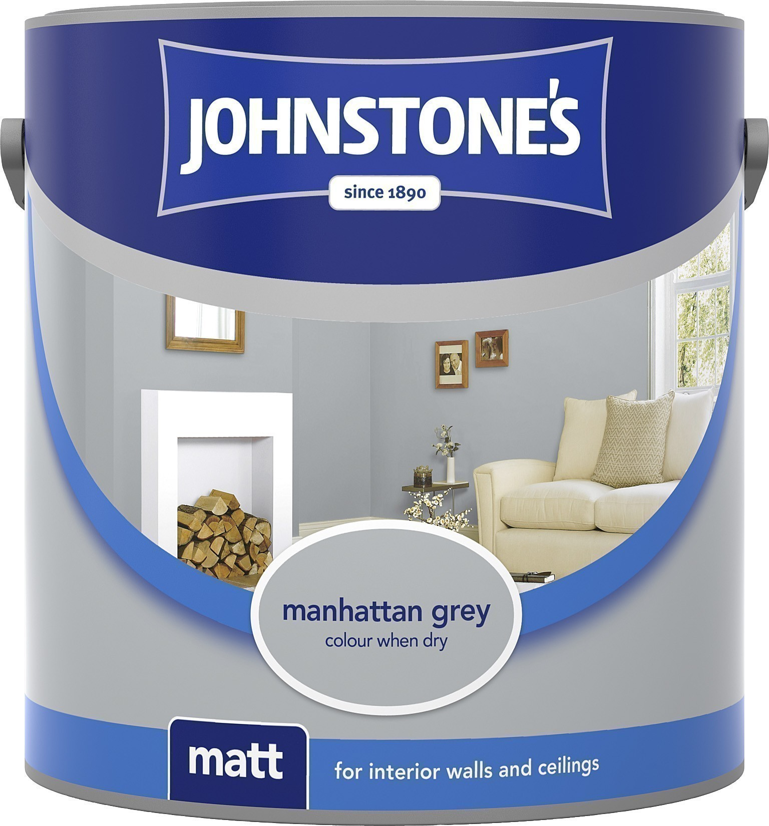 O 39 neills decorating centres salford mosesgate heywood for Manhattan beige paint color