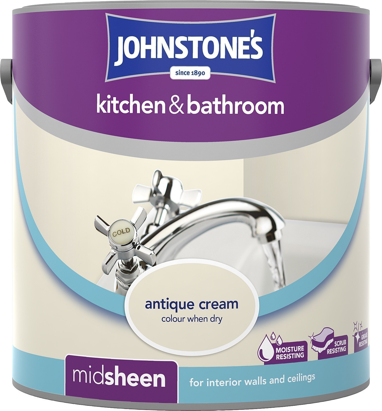 Kitchen And Bathroom Paint Colours: O'Neills Decorating Centres