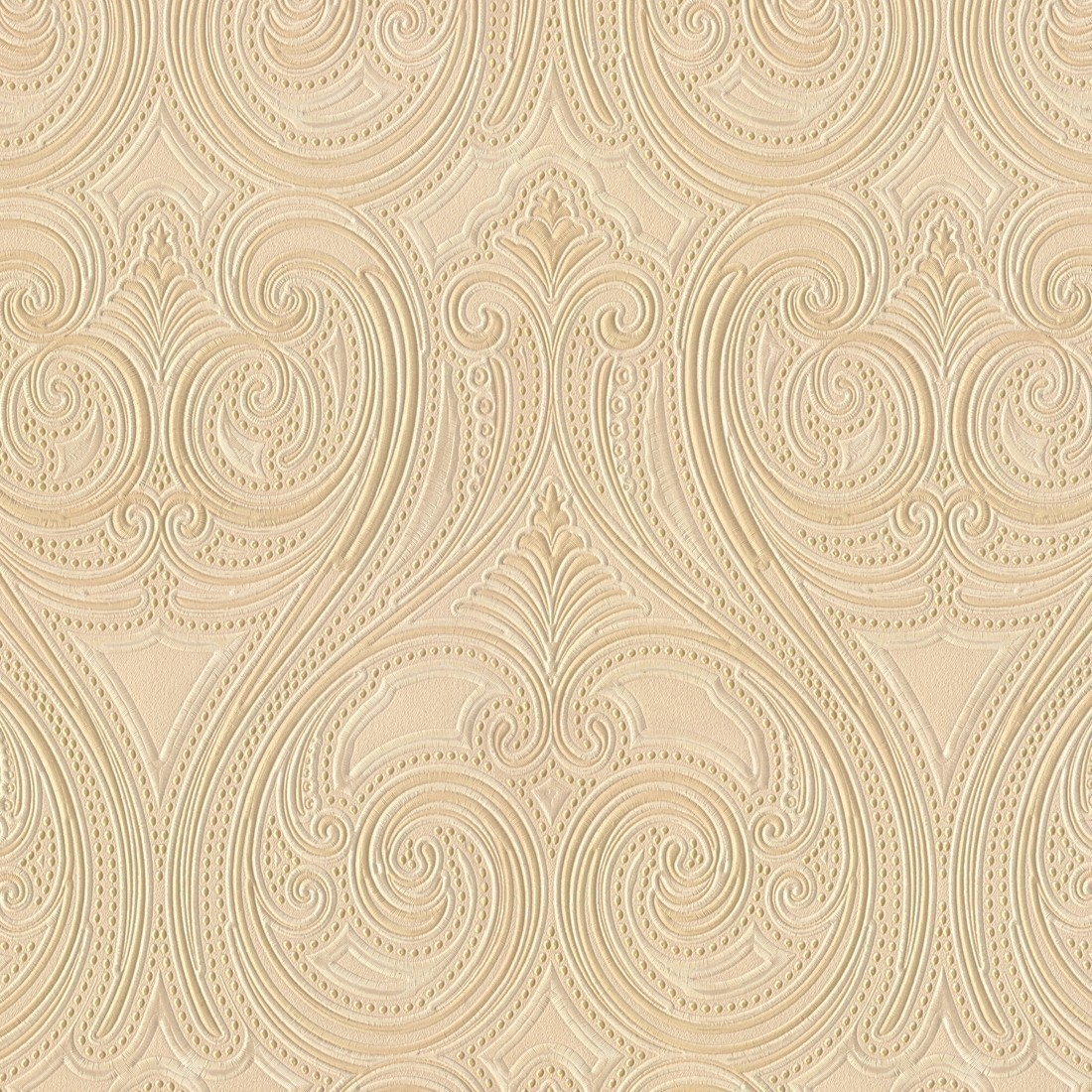 Natural Textured Wallpaper Kashmir Texture Gold