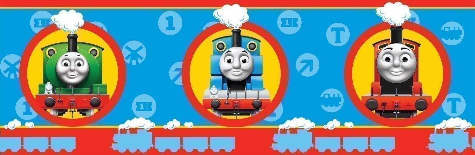 Tank Engines Thomas and Friends   Free Wallpaper Thomas And Friends Wallpaper Border