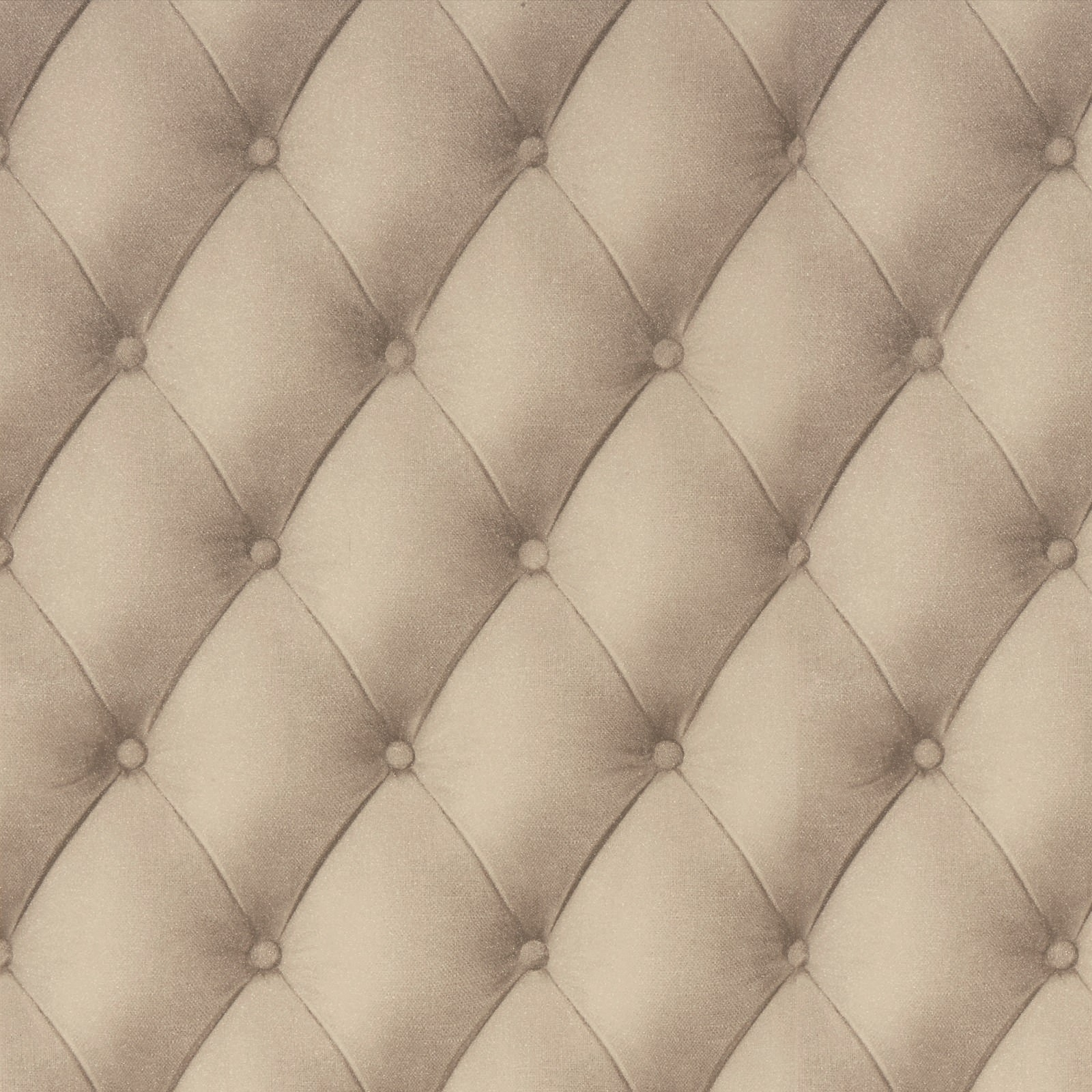 Leather Padded Wallpaper